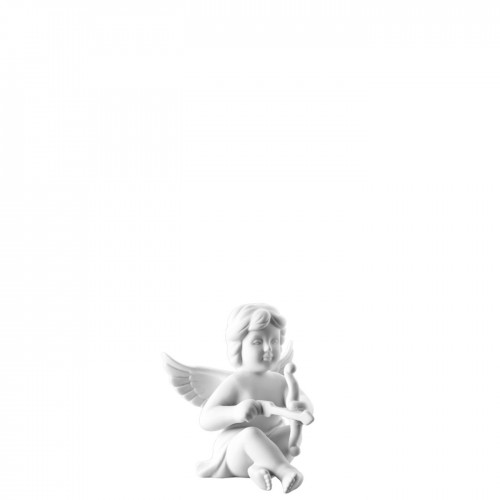 Angel Cupid small White-mat