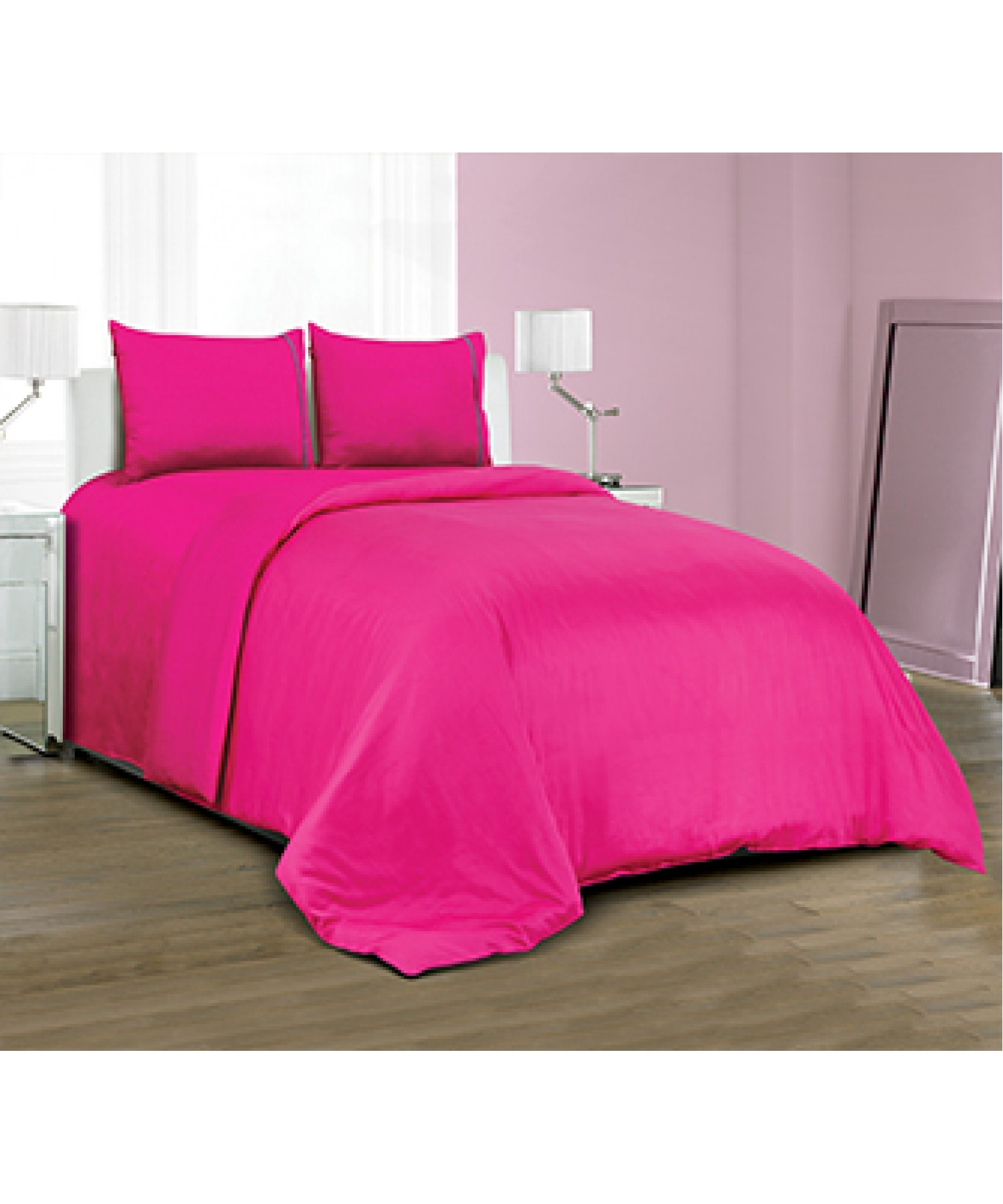Madison Duvet Cover PINK Double