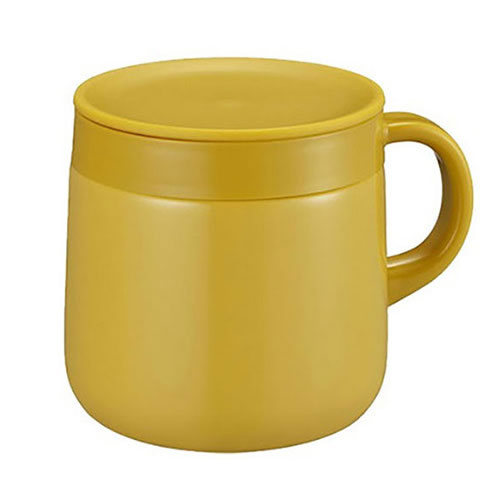 STAINLESS STEEL THERMAL MUG 0.28L GINGER